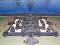カンボジア館に展示してあったアンコールワット