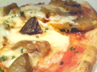 ピザ その1。