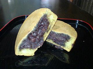 今川焼き-蜂楽饅頭-ほうらくまんじゅう-和菓子-上通り-回転饅頭