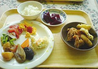 そよ風パーク-熊本県上益城郡山都町-バイキング-山菜-郷土料理