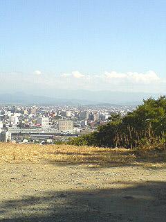 熊本-くまもと-カフェ-グルメ-洋食-ロコモコ-デルソル-夜景-絶景-花岡山-ドライブ
