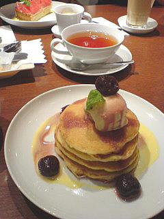熊本-くまもと-カフェ-グルメ-お菓子-スイーツ-フィール(feal)-上通り-紅茶-アフタヌーンティ