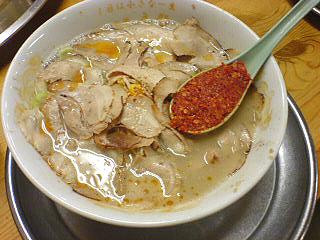 文龍-ぶんりゅう-ラーメン-とんこつ-塩とんこつ-高菜-熊本-くまもと-カフェ-グルメ-お菓子-スイーツ