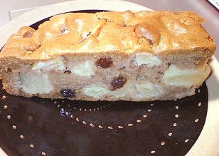 レシピ-ケーキ-パウンドケーキ-シナモン-りんご-熊本-くまもと-カフェ-グルメ-お菓子-スイーツ-パン