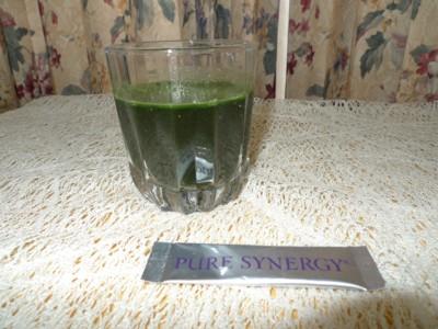 ピュアシナジーin glass