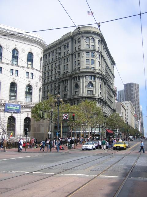サンフランシスコpowel-market