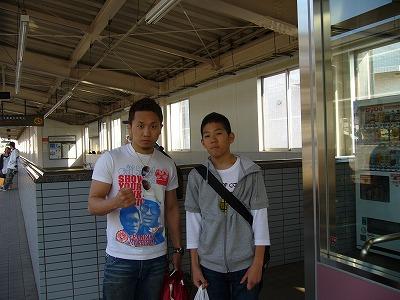粟生と奈良くん1