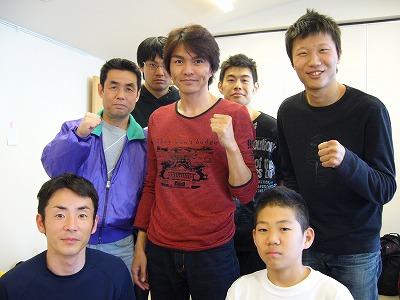 飯田会長と(09.4.29)