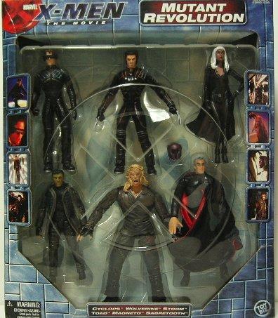 X-MEN MOVE SET-1