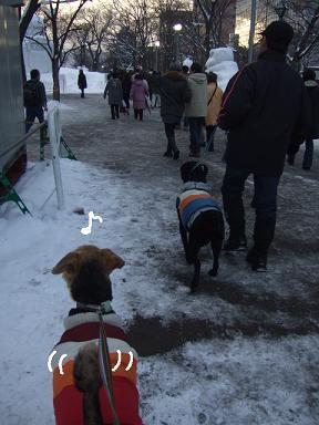 2009.02.10  札幌雪まつり⑥