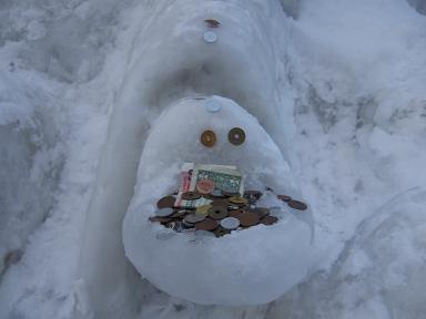 2009.02.10  札幌雪まつり⑪