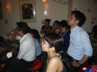 2010.06.29 日本×パラグアイ戦