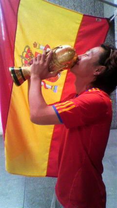 ワールドカップ優勝