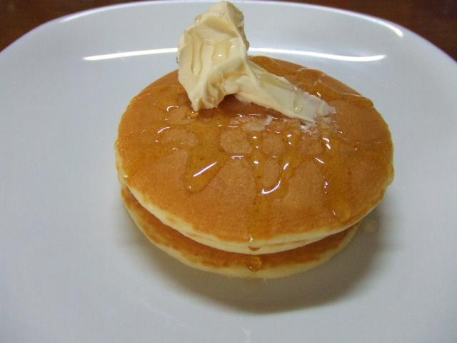 ふわふわパンケーキ♪