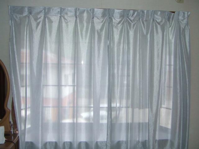 遮熱カーテン