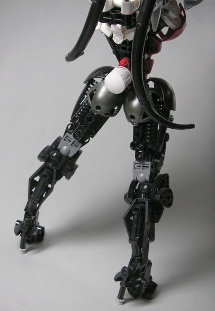 ばにー04(脚線美)