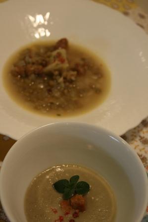 レンズ豆のスープweb