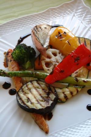 10種類野菜のグリエ web