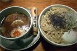 響3号店 釜玉つけ麺