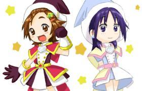 ふたりはおジャ魔女Splash☆Star