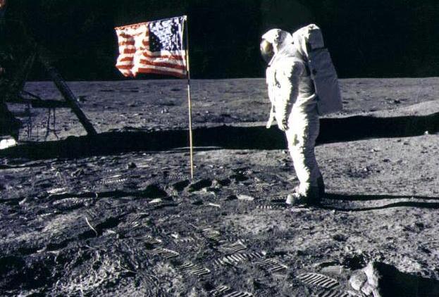 アポロ 月面着陸
