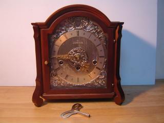 ユンハンス置時計1