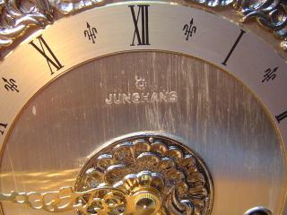 ユンハンス置時計2