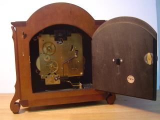 ユンハンス置時計3