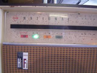 真空管ラジオ2