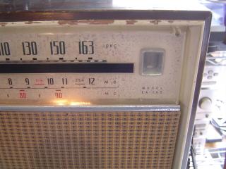 真空管ラジオ3