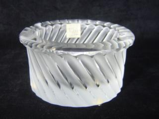 ラリック灰皿1