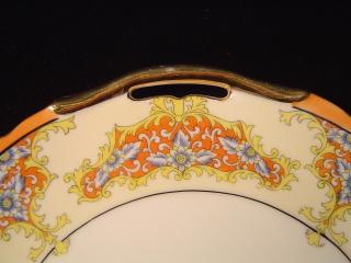 金彩オールドノリタケ皿2