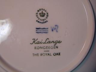 ロイヤルコペンハーゲンイヤープレート1967-3