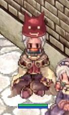 ロノンのオシャレ帽子決定