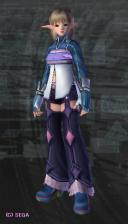 スマーティア白青・ブンブーン暗青紫・メイディ明青白