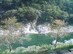 吉野川 渓谷