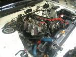 AE86 復活プロジェクト 新エンジン始動チェック完了