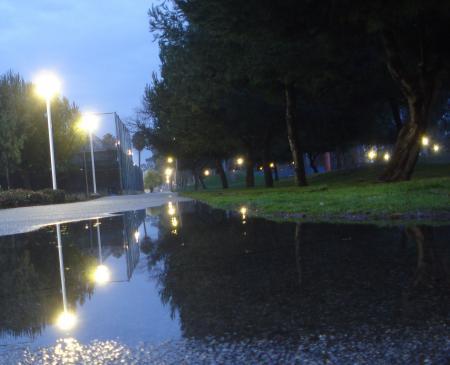 濡れた公園-02