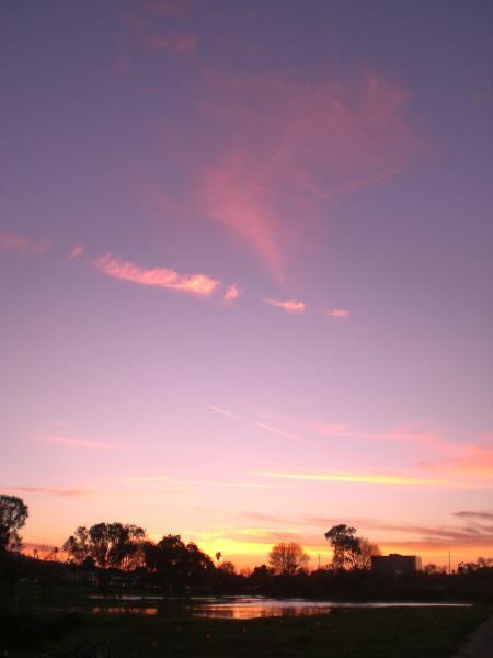 追いかけ夕陽-02