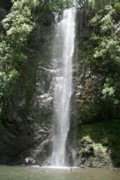 Secret Falls 秘密の滝
