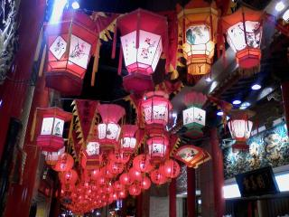 中華街ランタン2