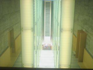国立長崎原爆死没者追悼平和祈念館追悼スペース