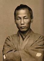 上野彦馬肖像
