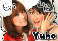 MyIcon021 亀井絵里×リンリン(モーニング娘。)001