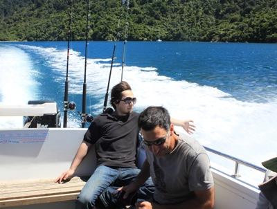 NZ釣り2
