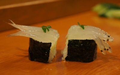 天寿司 しらうお