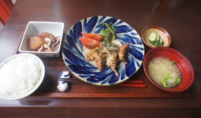 鯖の竜田揚げ2