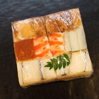 天寿司 押し寿司2