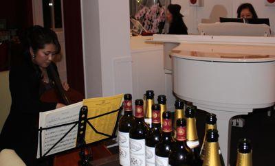 エタンセールワイン会