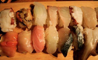 握り寿司会